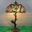 tanie Oświetlenie Tiffany-Tradycyjny / Klasyczny Nowy design Lampa stołowa Na Sypialnia / Gabinet / Pokój do nauki Żywica 220v