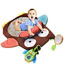 זול אביזרים למטבח-משחק אוהלים & מנהרות קטיפה אסופה פלנל ילדים גן כל צעצועים מתנות 3 pcs