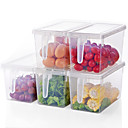זול אורות 3D הלילה-1pc אחסון מזון פלסטיק אחסון Other