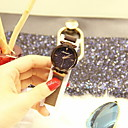 זול חליפות רטובות,חליפות צלילה וחולצות ראש-גארד-בגדי ריקוד נשים שעוני שמלה אוטומטי נמתח לבד מתכת אל חלד עיצוב חדש אנלוגי קלסי - סגול קפה כחול