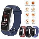 Недорогие Умные браслеты-Gt101 умный браслет цветной экран умный браслет женщины мужчины спорт фитнес-трекер монитор сердечного ритма умные часы