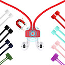 זול כרטיס SD מיקרו/TF-רצועת האוזן המגנטית עבור airpods tws נגד איבד רצועת חוט מגנטי חוט חבל עבור אוזניות Bluetooth כבל כבל סיליקון