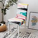 זול מדי בית ספר-כיסוי לכיסא עכשווי הדפס פוליאסטר כיסויים
