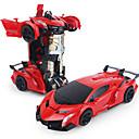זול בקרת רדיו מכוניות-RC רכב 8202 2 ערוצים אינפרא אדום מכונית להיסחף 1:14 חשמלי ללא מברשת 7.2 km/h יו אס בי / ציר וראש מתכופף / נוער