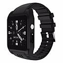 Недорогие Спортивные часы-Смарт Часы Цифровой Современный Спортивные силиконовый 30 m Защита от влаги Пульсомер Bluetooth Цифровой На каждый день На открытом воздухе - Черный Серебряный