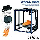 זול עט הדפסת 3D-Tronxy® X5SA pro מדפסת 3D 330*330*400 0.4 mm עשה זאת בעצמך / תמיכה גלאי נימה / חרירי יחיד