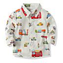 povoljno Majice za Za dječake bebe-Dijete Dječaci Osnovni Print Dugih rukava Majica Obala