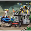 hesapli Building Blocks-ENLIGHTEN Askeri bloklar 1 pcs Asker uyumlu Legoing Oyuncaklar Hediye / Metal