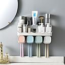 levne Koupelnové gadgety-Kalíšek na zubní kartáček Jednoduchý Moderní soudobé ABS 1 sada - Péče o tělo Zubní kartáčky a příslušenství
