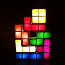 hesapli LED Akıllı Işık-1pc Gece aydınlatması LED Yaratıcı <=36 V