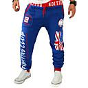 povoljno Muška sportska obuća-Muškarci Osnovni Sportske hlače Hlače - Više boja Svijetlosiva Obala Plava US40 / UK40 / EU48 US42 / UK42 / EU50 US44 / UK44 / EU52