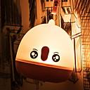 hesapli LED Akıllı Işık-1pc Gece aydınlatması LED Pembe USB Yaratıcı <=36 V