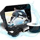 hesapli Tahlisiyeler-Wykrywacz ryb 9.6*5.5 inç LCD 20 m Su Geçirmez LED Kablosuz Olmayan 18650
