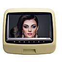 Недорогие DVD плееры для авто-9-дюймовый 1-дюймовый Android 8.0 светодиодный подголовник DVD-плеер игры / SD / USB Поддержка универсальной поддержки HDMI AVI / MPG / DAT M4A JPEG