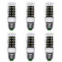 povoljno LED klipaste žarulje-6kom 7 W LED klipaste žarulje 700 lm E14 G9 GU10 T 56 LED zrnca SMD 4014 New Design Toplo bijelo Bijela 220-240 V 110-120 V