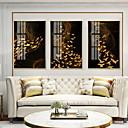 povoljno Apstraktno slikarstvo-Uokvireno ulje na platnu - Mrtva priroda Legura Oil Painting Wall Art