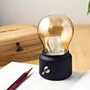זול ה לד תאורה חכמה-1set כדורי LED לילה אור לבן חם USB יצירתי / יום הולדת / מנורת אטמוספרה 5 V