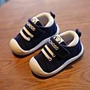 povoljno Dječje tenisice-Dječaci Cipele za bebe Platno Sneakers Dijete (9m-4ys) Dark Blue / Crvena Jesen