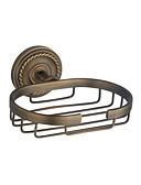 povoljno Haljine za male djeveruše-Posudica za sapun / Antique Brass Starinski