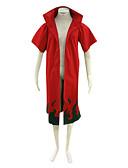ieftine Accesorii Păr de Petrecerere-Inspirat de Naruto Naruto Uzumaki Anime Costume Cosplay Costume Cosplay Imprimeu Manșon scurt Manta Pentru Bărbați