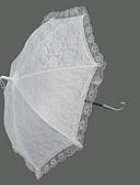 abordables Vestidos de Novia-Mango de Gancho Boda Paraguas Paraguas Aprox.62cm