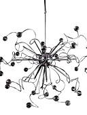 halpa Iltapuvut-Sputnik Pendant Lights Kristalli, Minityyli, 110-120V / 220-240V Polttimo mukana toimituksessa / 50-60㎡