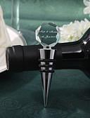 abordables Botellas de Regalo-Sin personalizar Acero inoxidable Vidrio Tapón de Botella Botella Favor Tema Clásico Botella para regalo