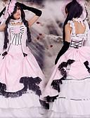 preiswerte Korsetts & Bustiers-Inspiriert von Black Butler Ciel Phantomhive Anime Cosplay Kostüme Cosplay Kostüme Patchwork Ärmellos Kleid / Handschuh / Hut Für Herrn / Damen Halloween Kostüme