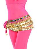 ieftine Accesorii de Dans-Dans din Buric Centură Pentru femei Antrenament Poliester Mărgele / Monede / Cristale / Strasuri / Sală de bal
