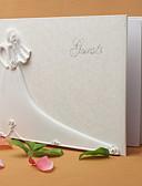 preiswerte Hochzeitskleider-Gästebuch Harz / Polyester Garten Mit Gästebuch