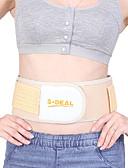 Недорогие Мужские рубашки-sinceredo sda1002 тепло проветрить похудения вибрации массажа талии для поясничного межпозвоночного диска