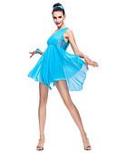 povoljno Zentai odijela-Balet Haljine Žene Šifon / Sa šljokicama / Moderni plesovi / Seksi blagdanski kostimi