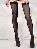 preiswerte Damen Socken & Strumpfwaren-Frauen mittlere Strümpfe-Patchwork, Bogen