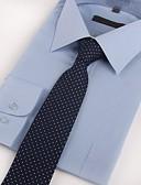 ieftine Cravate & Papioane de Bărbați-Bărbați Petrecere Birou, Poliester - Cravată