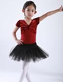 tanie Akcesoria do tańca-Dziecięca odzież do tańca Tutus Dla dzieci Bawełna Tiul