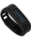 baratos Pulseiras Smart & Monitores Fitness-SHO1 Pulseira Inteligente / Monitor de AtividadeImpermeável / Calorias Queimadas / Pedômetros / Saúde / Esportivo / Cronómetro /