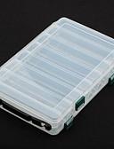 baratos Suporte para Lembrancinhas-Caixas de Pesca Caixa de Derrube Plástico Duro 27 cm 14.5 cm
