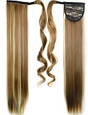 baratos Biquínis e Roupas de Banho Femininas-Rabos-de-Cavalo Pedaço de cabelo Alongamento Diário