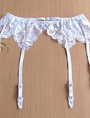 cheap Women's Nightwear-Polyester / Lace Fashion Wedding Garter With Lace Garters