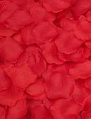 billige Bryllupskjoler-Materiale Gave Seremoni Dekor - Fest / aften Strand Tema Hage Tema Blomster Tema Sommerfugl Tema Ferie Klassisk Tema Eventyr Tema