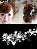 preiswerte Brautjungfernkleider-Damen Retro / Party, Künstliche Perle Stirnband