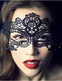 billige Brudekjoler-Krystal / Blonde / Stof Tiaras / fascinators / Birdcage slør med 1 Bryllup / Speciel Lejlighed / Fest / aften Medaljon / Masker