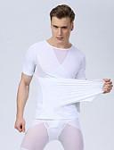 halpa Digitaalikellot-seksikkäitä miehiä korsetti miesten kapea runko shaper vyötärö vatsa alusvaatteet laihtumiseen paita kuntosali toppi kehonrakennus muoti