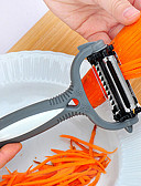 cheap Bikinis-3 in 1 Rotary Fruit Peeler360 Degree Carrot Potato Slicer Kitchen Tools
