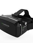 cheap Women's Dresses-VR BOX Shinecon Virtual Reality 3D Glasses Cardboard 2.0 VR Headset (Black Color)