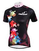 hesapli Erkek Kıravatları ve Papyonları-ILPALADINO Bisiklet Forması Kadın's Kısa Kollu Bisiklet Forma Üstler Bisiklet Elbiseleri Hızlı Kuruma Ultravioleye Karşı Dayanıklı Nefes