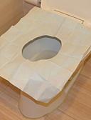 ieftine Accesorii toaletă-10 buc WC toaletă mananca acoperiș mat portabil impermeabil afety toaletă mananca tampon pentru călătorie / camping
