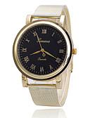 cheap Quartz Watches-Women's Wrist Watch Quartz Hot Sale Metal Band Analog Charm Fashion Gold - White Black One Year Battery Life / SSUO LR626