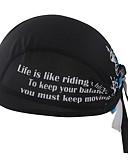 ieftine Paltoane Trench Femei-Coolpad Căciulă Cycling Headsweat Iarnă Primăvară Vară Toamnă Uscare rapidă Rezistent la Ultraviolete Anti-Insecte Antistatic Respirabil