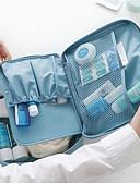 tanie Breloki-Torba podróżna / Organizator podróży / Organizer podróżny do walizki Duża pojemność / Wodoodporny / Przenośny na Odzież Nylon / Oxford / Solidne kolory Męskie / Damskie / Unisex Podróże